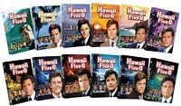 Hawaii Five-o The Complete Series Season 1-12 On 72-disc Se Sealed Free Ship