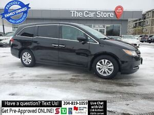 2016 Honda Odyssey EX NO ACCIDENTS! clean Carfax Rear CAm Htd Seat