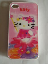 Hello Kitty 3D Picture Protective Case for iPhone 4 & 4s