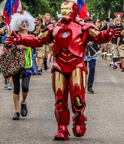 Ironman Suit MK IV-High Quality Build-EVA Foam-Cosplay-Costume-Avengers