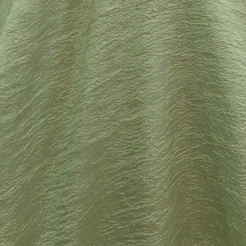"""CRUSHED SATIN FABRIC 110/""""//112/"""" WIDE BY THE YARD 5 YARDS one piece"""