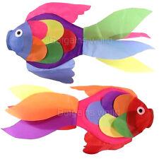 FISH WIND SOCK WINDSOCK GARDEN TENT FESTIVAL FLAG POLE