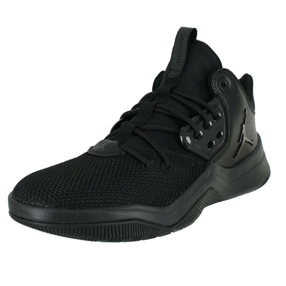 best sneakers 4c7bc d8c29 JORDAN JORDAN JORDAN DNA BLACK BLACK AO1539 002 MENS US SIZES 3f0f3c