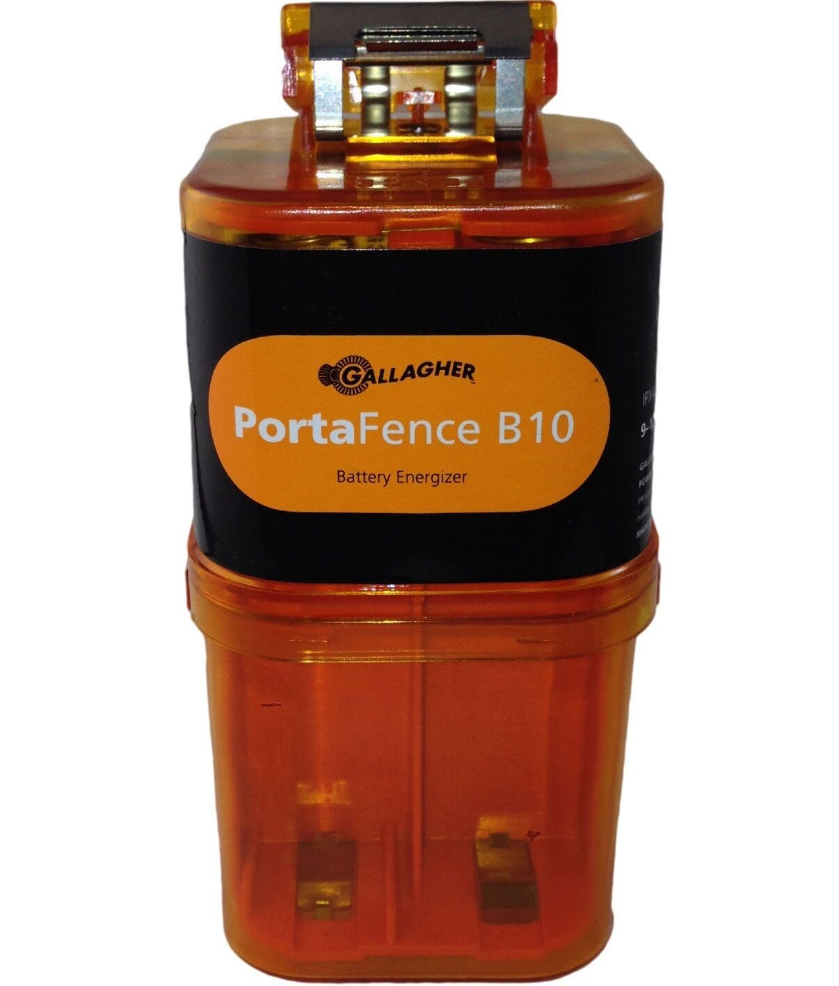 Gallagher Portafence B10 Battery Powered Energiser Ebay Mains Energizers Norton Secured By Verisign