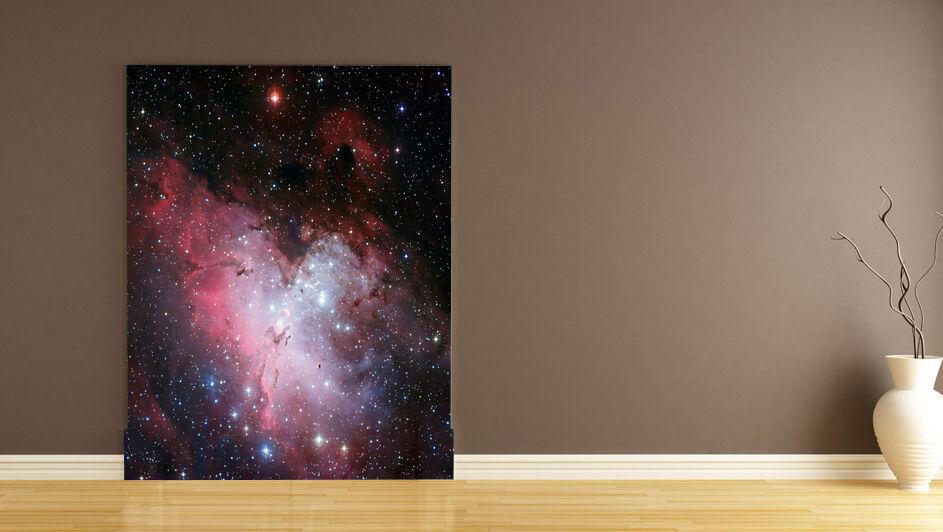 3D Nébuleuse 87 Photo Papier Peint en Autocollant Murale Plafond Chambre Art