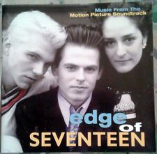 EDGE OF SEVENTEEN Rare CD Soundtrack 80s Bronski Beat Re-Flex Evelyn Thomas more