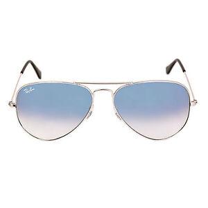 1e15e8e5de3 Ray-Ban 3025 Aviator 003 3F Small 55mm Silver Sunglasses for sale ...