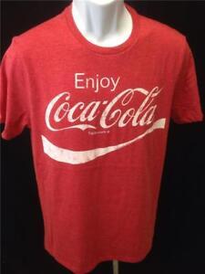 NEW-Enjoy-Coca-Cola-COKE-Mens-Super-Soft-Vintage-Look-Old-Navy-Shirt
