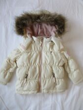 35d936054 3t Toddler Girls My Little Pony Puffer Jacket Winter Coat Faux Fur ...