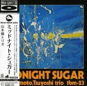 034-TBM-TSUYOSHI-YAMAMOTO-TRIO-MIDNIGHT-SUGAR-JAPAN-MINI-LP-Blu-spec-CD-034
