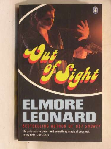 1 of 1 - Out of Sight, Leonard, Elmore, New Book