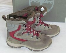 NEW Timberland Chillberg Grey Ladies Earthkeepers Walking Boots Size 5.5