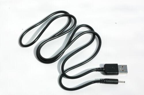 90 cm USB 5V 2A nero Caricabatterie Cavo di alimentazione adattatore per PATRIOT Aigo P728 Tablet