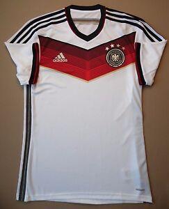 428e481cb24 5+ 5 ADIDAS GERMANY AUTHENTIC ADIZERO HOME JERSEY WORLD CUP 2014 ...