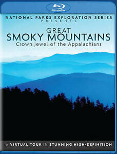 GREAT-SMOKY-MOUNTAINS-Crown-Jewel-of-the-Appalachians-Blu-ray-Disc-NEW-SEALED