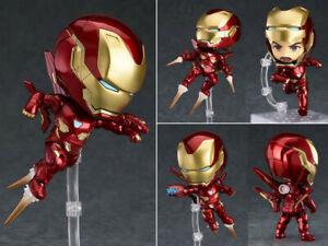 Avengers-Infinity-War-Iron-Man-Mark-50-Tony-Stark-Infinity-Edition-PVC-Figurine