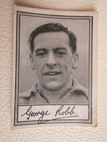 Barratt 1955 ~ FAMOUS FOOTBALLERS series A3 football Cards Carte vaiants e18