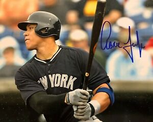 Aaron-Judge-Autograph-Signed-8x10-Photo-Yankees-REPRINT