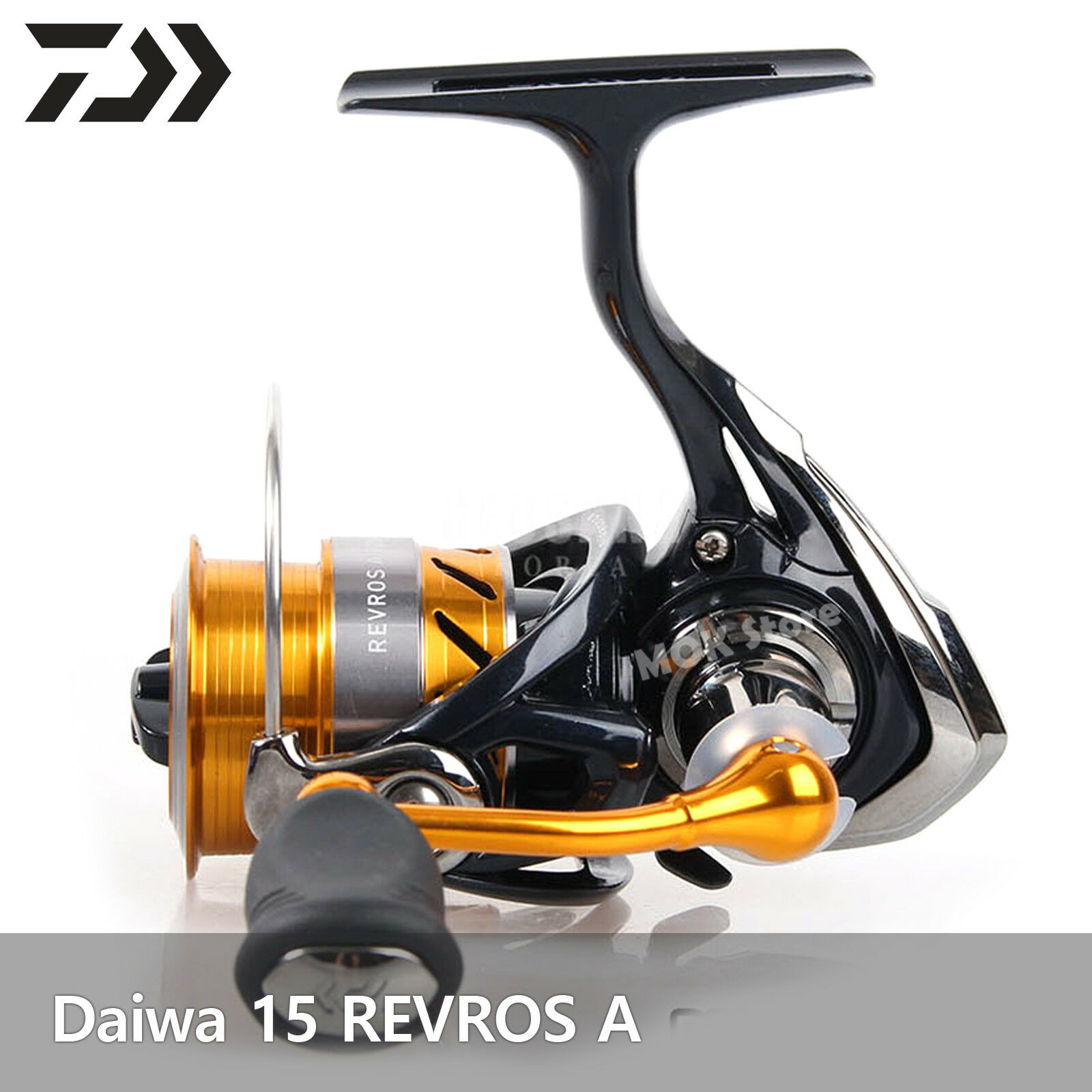 Daiwa 15 REVROS un Spinning Reel Air rougeor grand équilibre Fishing Reels