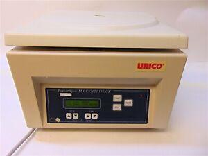 Unico-PowerSpin-MX-Centrifuge-Model-MX-C8606-With-24-Slot-Rotor-S4014