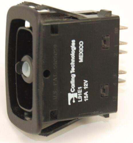 Carling Technologies L31E1HHH1 Progressive Circuit On On Rocker Switch On