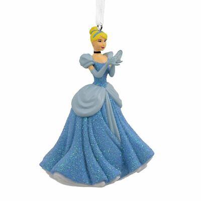 Hallmark 2016 Cinderellas Slipper Disney Cinderella Ornament