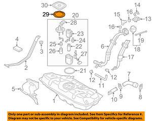 Pleasing Kia Oem 12 17 Rio 1 6L L4 Fuel System Lock Ring 311583X500 Ebay Wiring 101 Capemaxxcnl