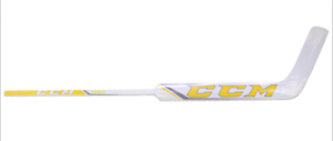 "New CCM Pro Stock Pro Foam Core goalie stick senior 27/"" LH ice hockey Fleury"