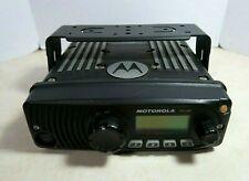 Motorola Xtl1500 Uhf 450 520 Mhz Smartzone P25 Digital Mobile Radio M28sss9pw1an