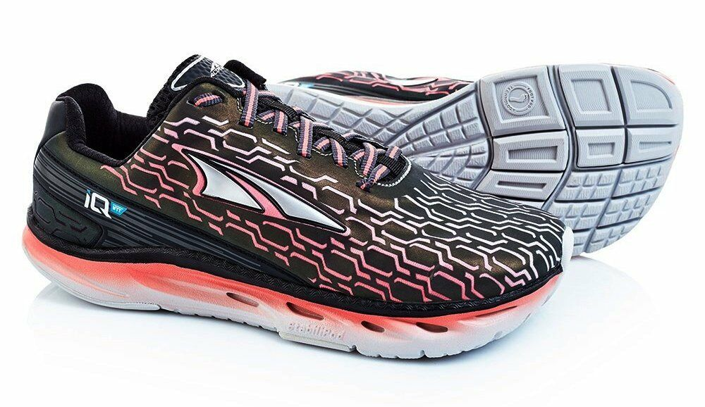 NEW WOMENS ALTRA IQ ZERO DROP RUNNING SHOES - 7.5 38.5 - iFIT TECHNOLOGY WARRANY