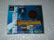 Fighting Illusion Grand Prix K1 (NEW) ( PSX / Playstation Ps1 Japanese Import JP