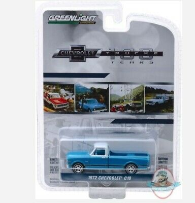Greenlight Anniversary Collection Series 7 /'72 Chevy C-10 In Stock