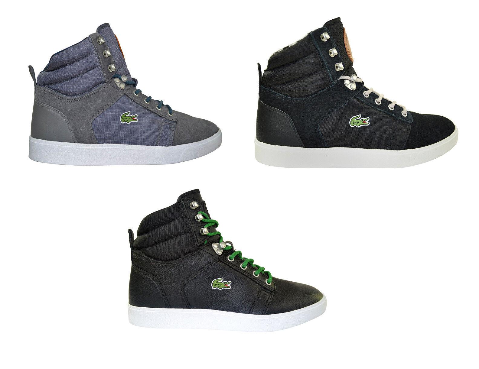 Lacoste Orelle URW, SPM dark grey, grey/black, black Schuhe/Boots/Sneaker