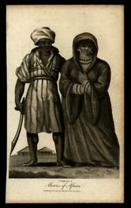 Berber-Moors-North-Africa-ethnic-view-1802-print