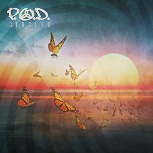 P.O.D. - CIRCLES   CD NEW+ 819873017622