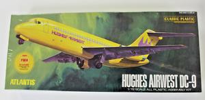 Atlantis Hughes Airwest DC-9 w alternate TWA Markings in 1 72 6004 ST