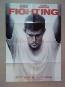 Filmplakat-Fighting-Channing-Tatum