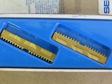 2 PCS SECO CARBIDE THREADING INSERT R396.19-4003.0X14NPT F30M