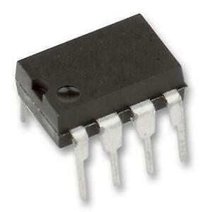 DIP8 MICROCHIP   24LC512-I//P   EEPROM SERIAL 512K 24LC512
