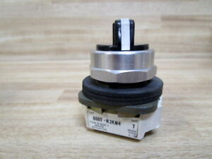 Allen-Bradley-800T-N2KM4-Selector-Switch-800TN2KM4-Series-T