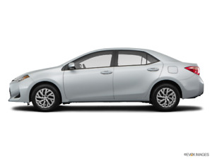 2019 Toyota Corolla LE REAR CAMERA/2 SETS OF RIMS AND TIRES