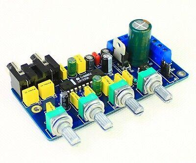 NEW DC 12V LM1036N AC/DC HIFI Tone Control Board Stereo Audio Amplifier Board