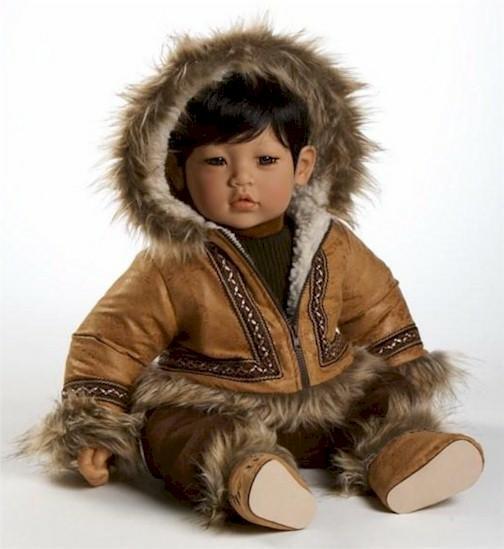 Adora Puppen, Kodi - Eskimo Boy ( Auch Bekannt als 'Karren') Limited Edition