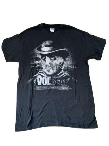 2014 Volbeat Concert Tour T Shirt M