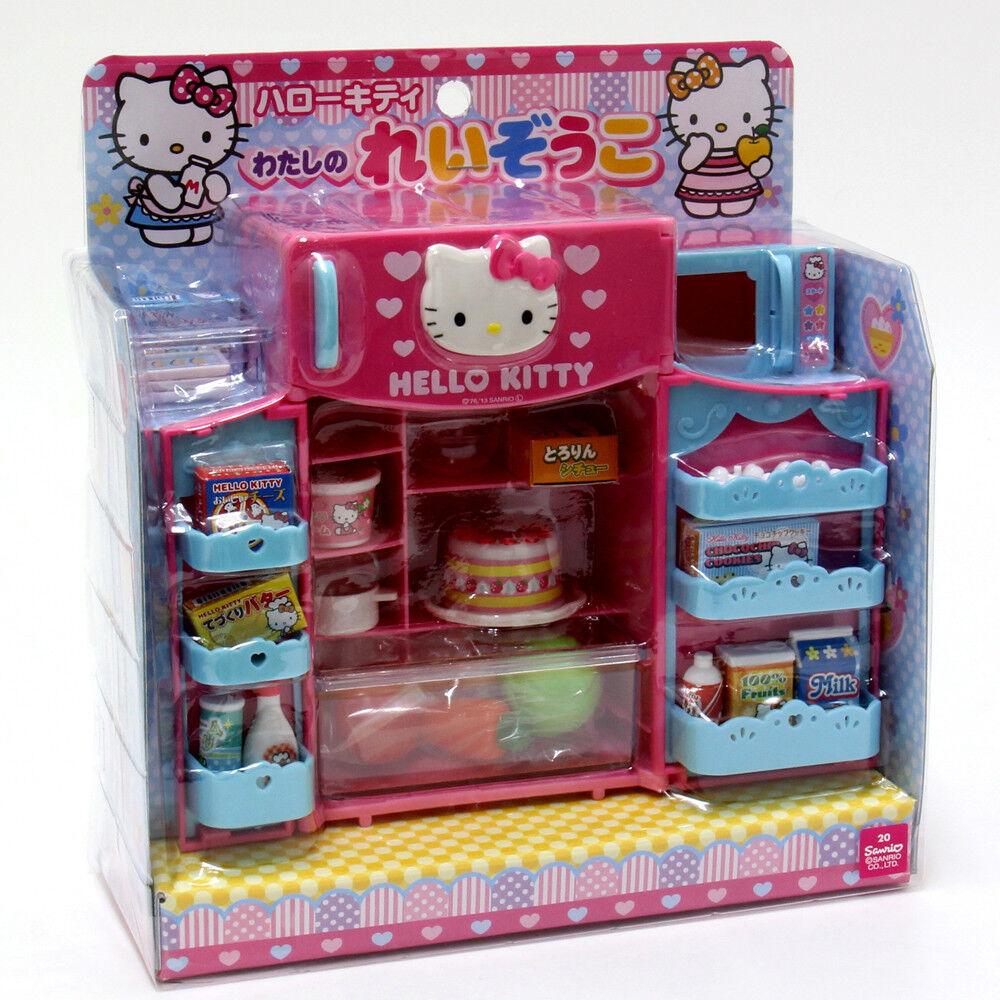 MURAOKA Hello Kitty My refrigerator