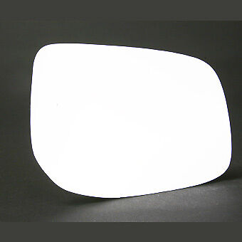 Right Hand Driver Side Door Wing Mirror Glass For Toyota Yaris 2006-2011