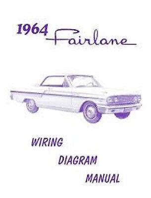 1964 Ford Fairlane Wiring Diagram Manual