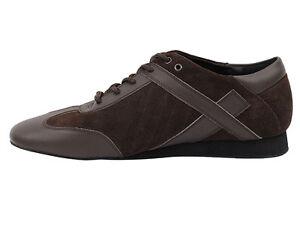 Latin Salsa Very Fine Ballroom Dance Shoe Men s SERO106BBX Coffee ... e8805c66b0bc