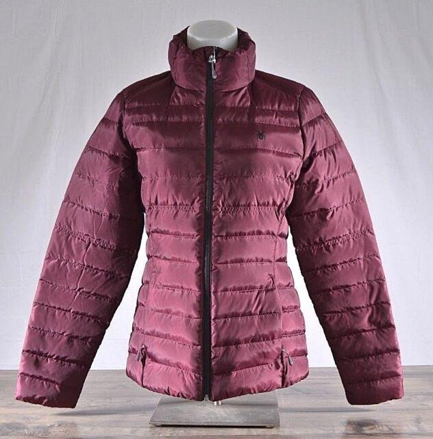 NWT Spyder Prymo Down Jacket Womens Size SMALL Fini/Black 162005 Winter Puffer
