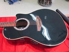 Ovation Standard Balladeer 1761 Acoustic/Electric Guitar